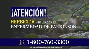 Goldwater Law Firm TV Spot, 'Herbicida' [Spanish]