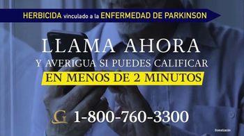 Goldwater Law Firm TV Spot, 'Herbicida' [Spanish] - Thumbnail 4