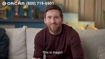 OrCam MyEye TV Spot, 'This Is Incredible' Featuring Lionel Messi