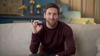 OrCam MyEye TV Spot, 'This Is Incredible' Featuring Lionel Messi - Thumbnail 1
