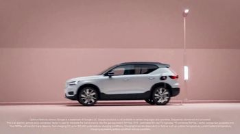 2021 Volvo XC40 Recharge TV Spot, 'Pure Electric' Song by New Order [T2]