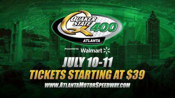 Atlanta Motor Speedway TV Spot, '2021 Quaker State 400' - Thumbnail 10