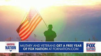 FOX Nation TV Spot, 'Grateful Nation: Extended'