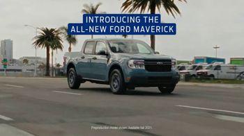 Ford Maverick TV Spot, 'Introducing' [T1] - Thumbnail 1