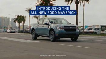 Ford Maverick TV Spot, 'Introducing' [T1] - Thumbnail 2
