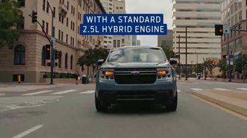Ford Maverick TV Spot, 'Introducing' [T1] - Thumbnail 3