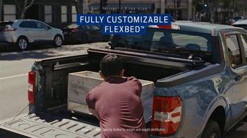 Ford Maverick TV Spot, 'Introducing' [T1] - Thumbnail 5
