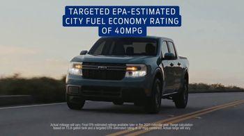 Ford Maverick TV Spot, 'Introducing' [T1] - Thumbnail 6