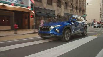 2022 Hyundai Tucson TV Spot, 'Question Everything: Infotainment' [T1] - Thumbnail 1