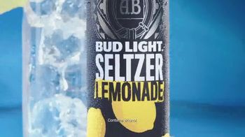 Bud Light Seltzer Lemonade TV Spot, 'Perfecta para el verano' [Spanish]