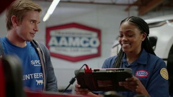 AAMCO Transmissions TV Spot, 'Check Engine Light On? ' - Thumbnail 7