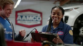 AAMCO Transmissions TV Spot, 'Check Engine Light On? ' - Thumbnail 8