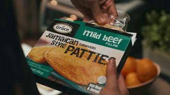Grace Foods Jamaican Style Patties TV Spot, 'Real Caribbean Inside'