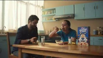 Frosted Flakes TV Spot, 'Big Crunch' [Spanish] - Thumbnail 7