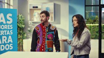 AT&T Wireless TV Spot, 'Best Deals: camisa de la suerte' [Spanish] - Thumbnail 4