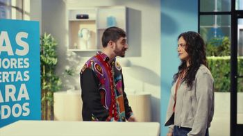 AT&T Wireless TV Spot, 'Best Deals: Camisa de la suerte' [Spanish]