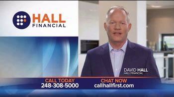 Hall Financial TV Spot, 'Historically Low Interest Rates'