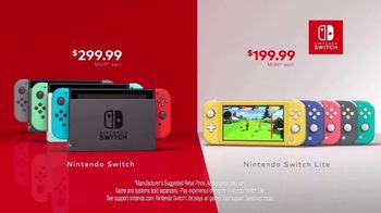 Nintendo Switch TV Spot, 'My Way: Mario Golf: Super Rush' - Thumbnail 10