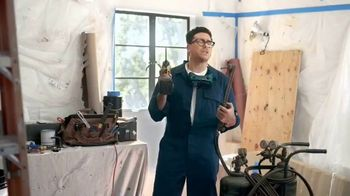 Citi Custom Cash Card TV Spot, 'It Pays To Be Dan: Home Improvement and Fitness Club' Featuring Dan Levy - Thumbnail 3