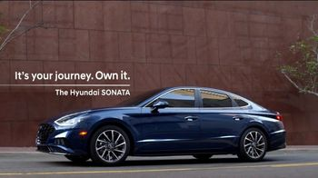 2021 Hyundai Sonata TV Spot, 'Your Journey: Sonata' Song by Eric Lives Here [T1]
