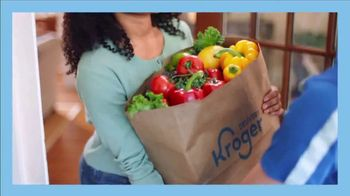 The Kroger Company TV Spot, 'Fresh Grocery Delivery' Song by Ce Ce Peniston - Thumbnail 9