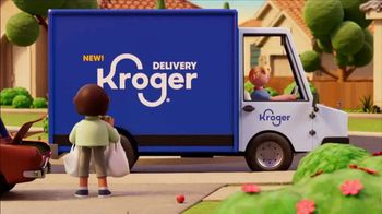 The Kroger Company TV Spot, 'Fresh Grocery Delivery' Song by Ce Ce Peniston - Thumbnail 1
