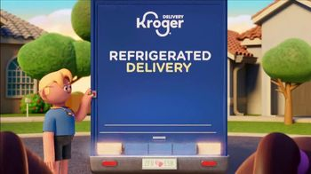 The Kroger Company TV Spot, 'Fresh Grocery Delivery' Song by Ce Ce Peniston - Thumbnail 3