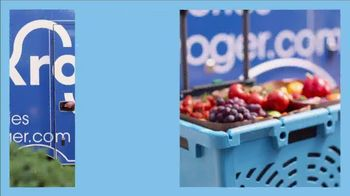 The Kroger Company TV Spot, 'Fresh Grocery Delivery' Song by Ce Ce Peniston - Thumbnail 8