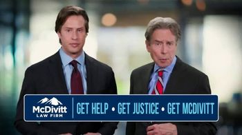 McDivitt Law Firm, P.C. TV Spot, 'Getting the Justice You Need' - Thumbnail 8