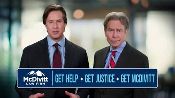 McDivitt Law Firm, P.C. TV Spot, 'Getting the Justice You Need' - Thumbnail 9