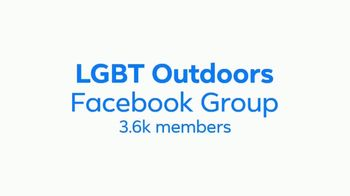 Facebook Groups TV Spot, 'LGBT Outdoors' - Thumbnail 1
