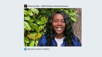 Facebook Groups TV Spot, 'LGBT Outdoors' - Thumbnail 8