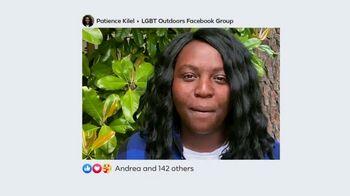 Facebook Groups TV Spot, 'LGBT Outdoors' - Thumbnail 9