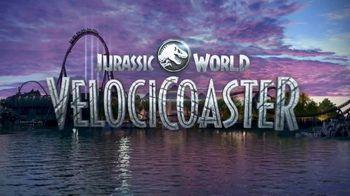 Universal Orlando Resort VelociCoaster TV Spot, 'Apex Predator of Coasters'