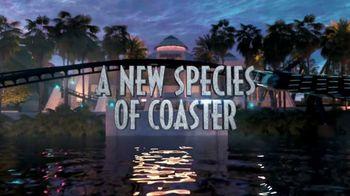 Universal Orlando Resort VelociCoaster TV Spot, 'Apex Predator of Coasters' - Thumbnail 4