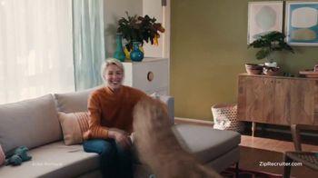 ZipRecruiter TV Spot, 'Job Search: Dog' - Thumbnail 2