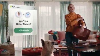 ZipRecruiter TV Spot, 'Job Search: Dog' - Thumbnail 4