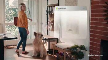 ZipRecruiter TV Spot, 'Job Search: Dog' - Thumbnail 5