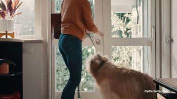 ZipRecruiter TV Spot, 'Job Search: Dog' - Thumbnail 8