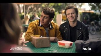 Hulu TV Spot, 'Love, Victor' Song by Wingtip - Thumbnail 4