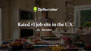 ZipRecruiter TV Spot, 'Job Search: Baking' - Thumbnail 10