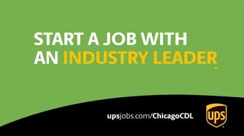UPS TV Spot, 'Chicago: Ready to Work'