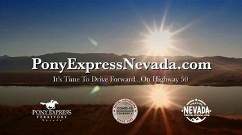 Travel Nevada TV Spot, 'Pony Express' - Thumbnail 9