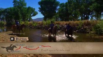 Travel Nevada TV Spot, 'Pony Express' - Thumbnail 3