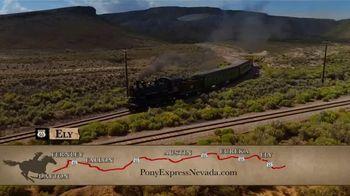 Travel Nevada TV Spot, 'Pony Express' - Thumbnail 4