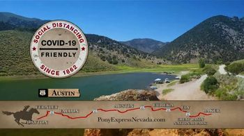 Travel Nevada TV Spot, 'Pony Express' - Thumbnail 6