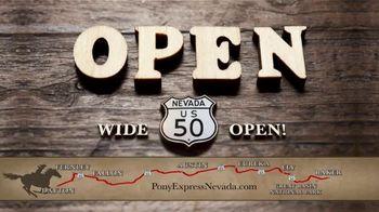 Travel Nevada TV Spot, 'Pony Express' - Thumbnail 8