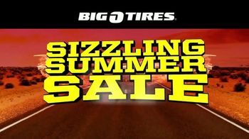 Big O Tires Sizzling Summer Sale TV Spot, 'Two Weeks Only'