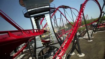 Six Flags Great America TV Spot, 'Wake Up to Awesome: Tickets as Low as: $29.99' - Thumbnail 1