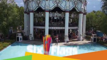 Six Flags Great America TV Spot, 'Wake Up to Awesome: Tickets as Low as: $29.99' - Thumbnail 10